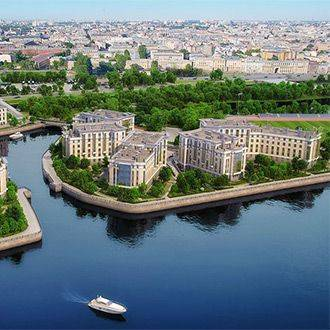 Петровский остров – перспективы развития до 2020 года. Проекты. Транспортная инфраструктура.