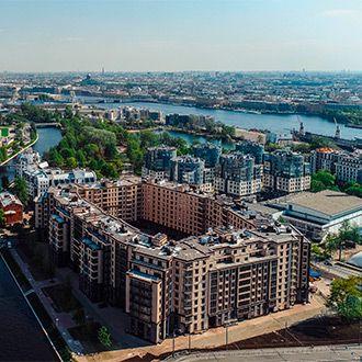 Маркетплейс napetrovskom.ru от E&V – все квартиры Петровского на одной платформе