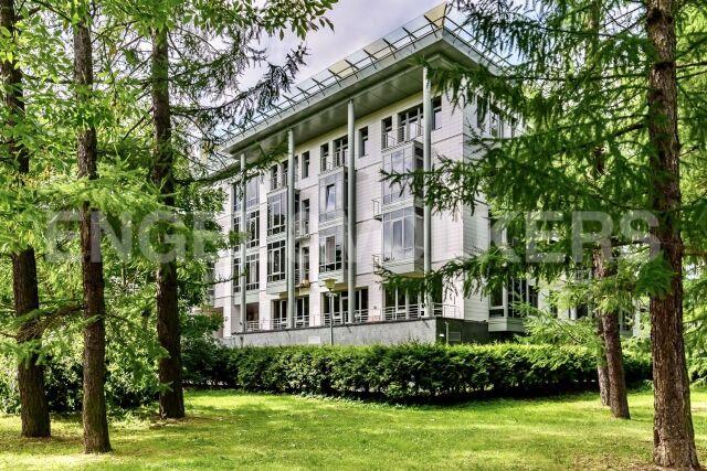 Клубный дом «Пятый элемент» – апартаменты в Приморском парке Победы