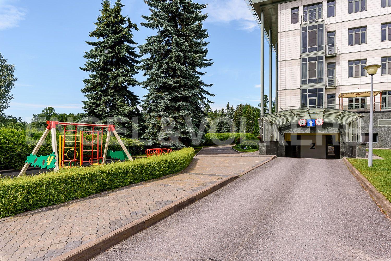 Элитные квартиры на . Санкт-Петербург, Южная дорога, 5.