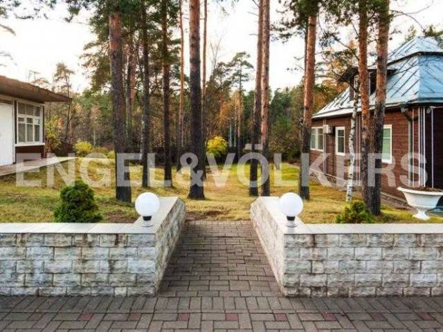 г.Сестрорецк - загородный дом