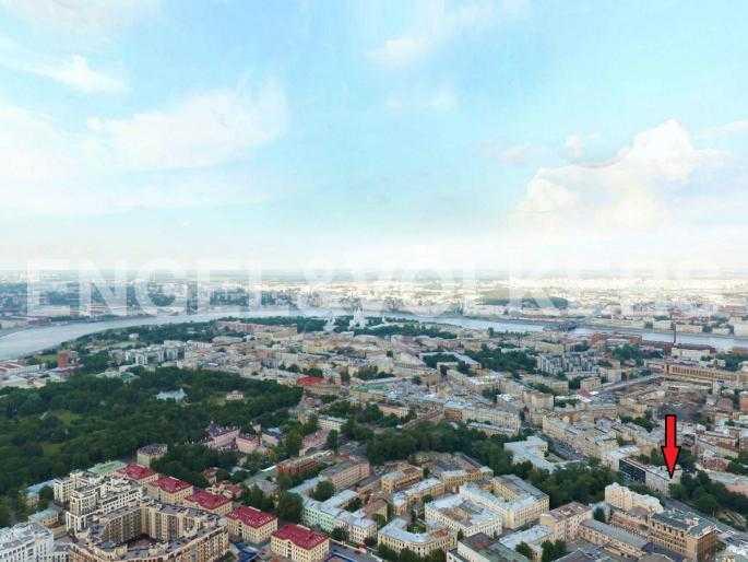 Элитные квартиры в Центральном районе. Санкт-Петербург, Суворовский пр., 33. Месторасположение