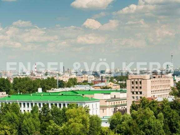 Элитные квартиры в Васильевский о-в. Санкт-Петербург, 27-я линия 16. Вид из окна