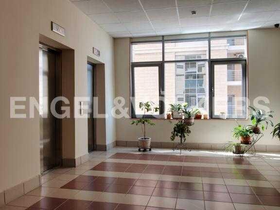 Элитные квартиры в Других районах области. Санкт-Петербург, 27-я линия 16. Лифтовая группа в парадной