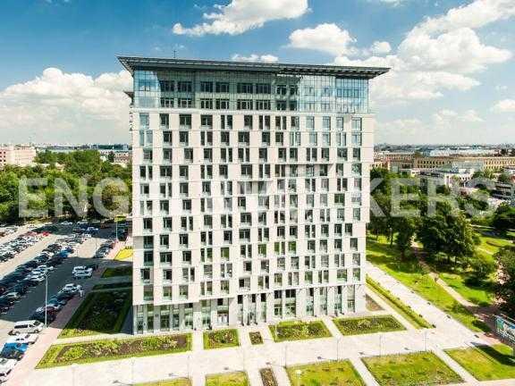 Элитные квартиры в Других районах области. Санкт-Петербург, 27-я линия 16. Вид из окна