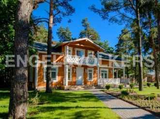 г. Сестрорецк — загородный дом в клубном поселке