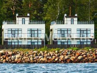г. Зеленогорск — Яхт-клуб «Терийоки» — дом на берегу Финского залива