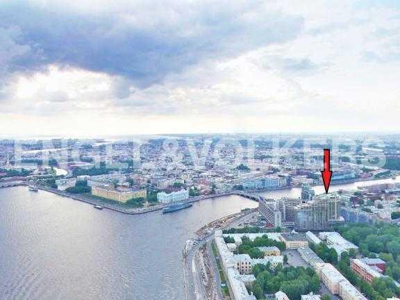 Элитные квартиры в Центральном районе. Санкт-Петербург, Большой Сампсониевский пр. 4-6. Месторасположение