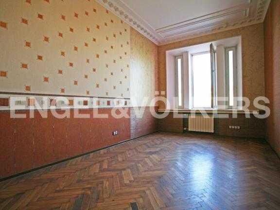 Элитные квартиры в Центральном районе. Санкт-Петербург, Наб. реки Фонтанки 126. Спальня
