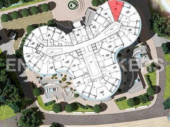 Элитные квартиры в Курортном районе. Санкт-Петербург, п. Репино, Приморское шоссе д. 424.