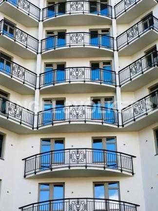 Элитные квартиры в Центральном районе. Санкт-Петербург, Парадная ул. 3. Фасад дома