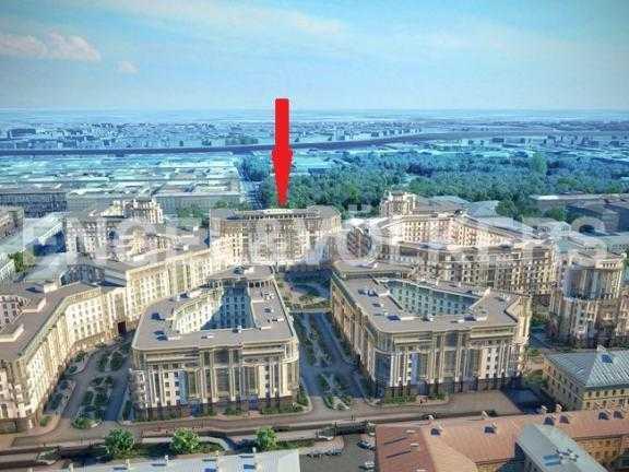 Элитные квартиры в Центральном районе. Санкт-Петербург, Парадная ул. 3. Комплекс