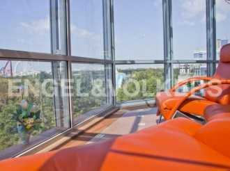 Рюхина, 12 — современный жилой комплекс с панорамным видом на Приморский парк