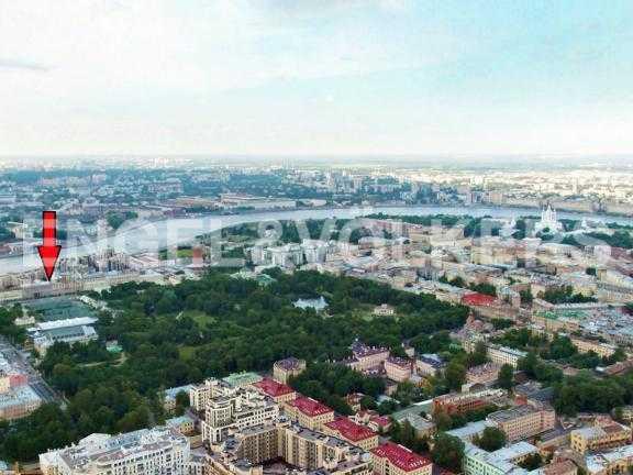 Элитные квартиры в Центральном районе. Санкт-Петербург, Шпалерная ул. 50. Месторасположение