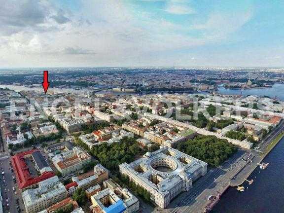 Элитные квартиры в Других районах области. Санкт-Петербург, 3-я линия 52. Месторасположение