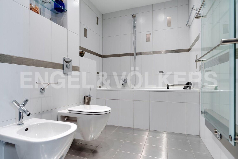 Ванная комната при спальне