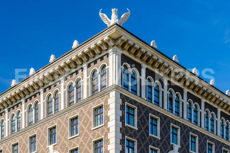 Элементы декора фасада