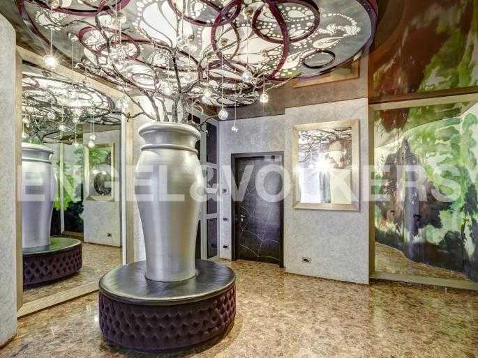 Элитные квартиры на . Санкт-Петербург, Мартынова, 74. Холл-прихожая