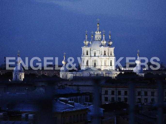 Элитные квартиры в Центральном районе. Санкт-Петербург, Тверская, 1А.
