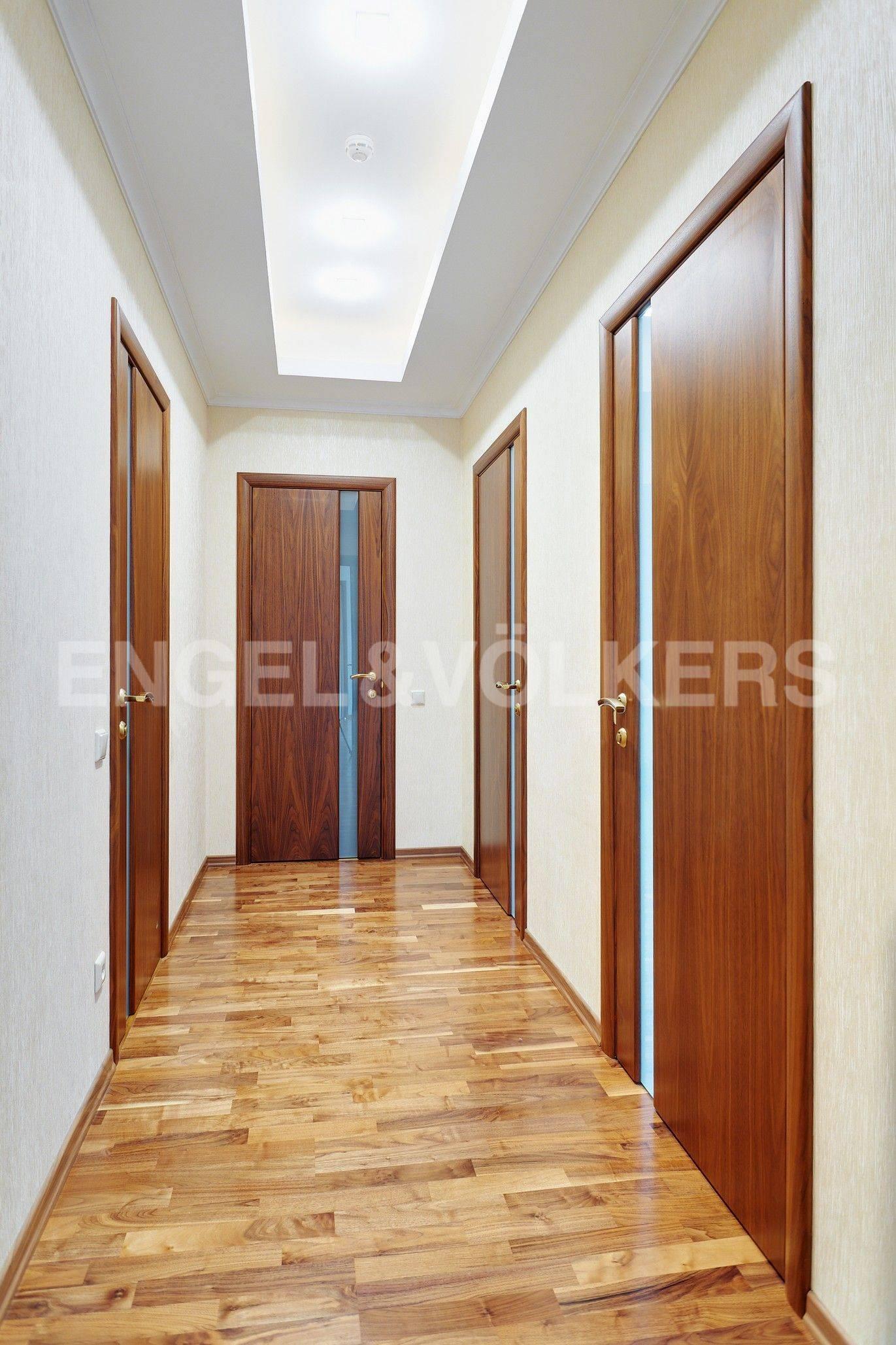 Вход в приватную зону квартиры