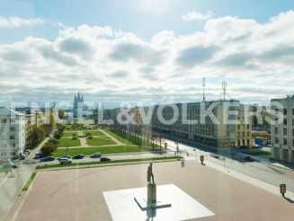 Шпалерная, 60 — квартира с видом на Смольный собор