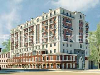 «Дом на Ждановке» — дом бизнес-класса рядом с Петровским парком