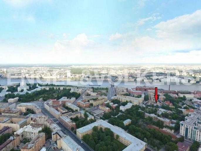 Элитные квартиры в Центральном районе. Санкт-Петербург, Новгородская ул., 23. Месторасположение