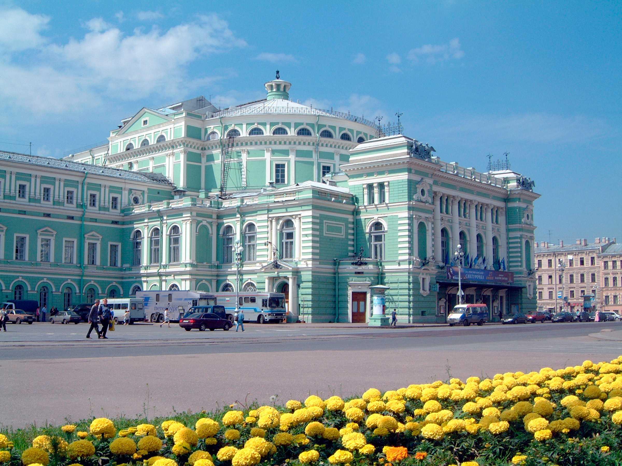 Элитные квартиры в Центральном районе. Санкт-Петербург, наб. Адмиралтейского канала, 15. Мариинский театр