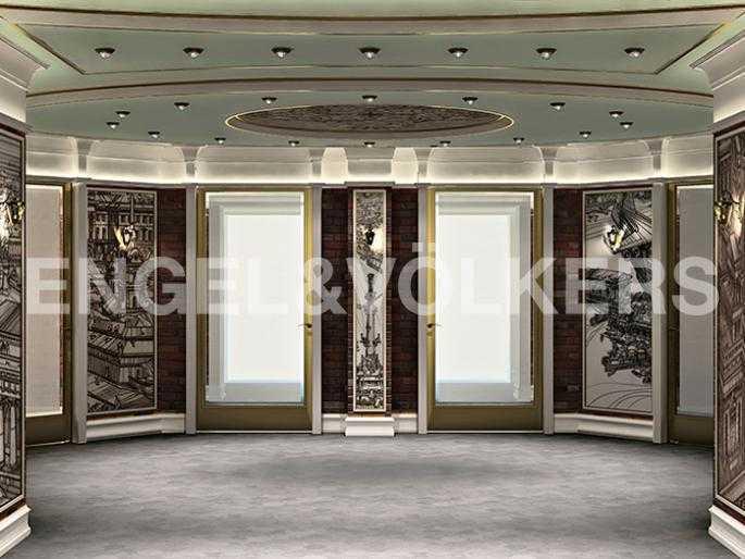 Отделка лифтовых холлов