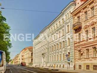 Монферран — апартаменты клаcса DeLuxe около Исаакиевской пл.