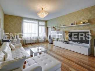 Барочная, 12 «Ориенталь» — современный жилой комплекс на набережной реки Малой Невки