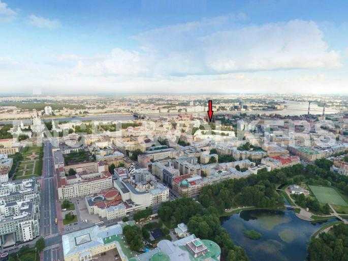 Элитные квартиры в Центральном районе. Санкт-Петербург, Новгородская ул.. Месторасположение