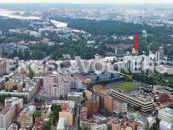 Элитные квартиры в Петроградском районе. Санкт-Петербург, Барочная, 12. Местоположение