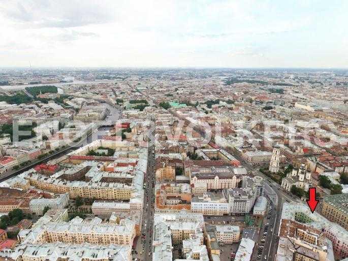 Элитные квартиры в Центральном районе. Санкт-Петербург, Большая Московская, 1. Месторасположение