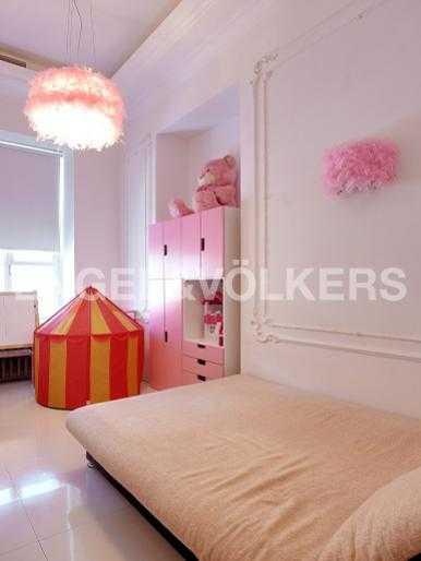 Элитные квартиры в Центральном районе. Санкт-Петербург, Большая Московская, 1. Детская комната