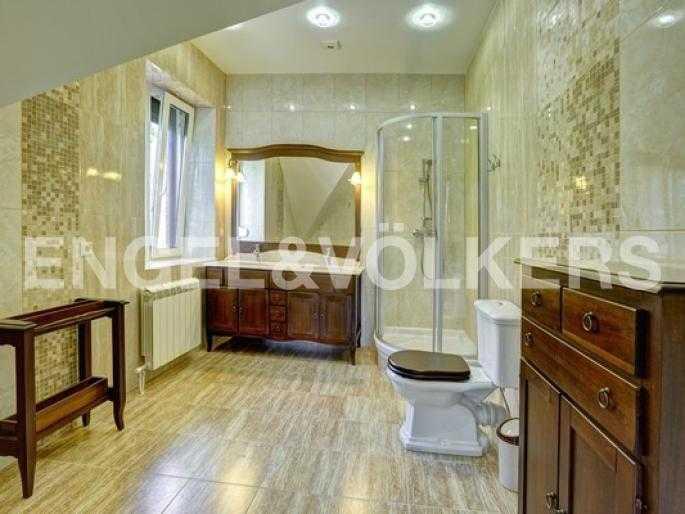 Элитные квартиры в Курортном районе. Санкт-Петербург, п.Песочный. Ванная комната