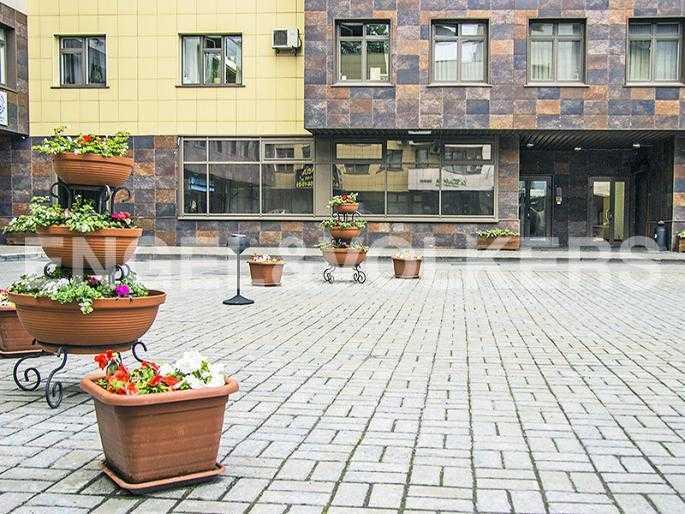 Элитные квартиры в Петроградский р-н. Санкт-Петербург, Куйбышева, 26. Закрытый двор