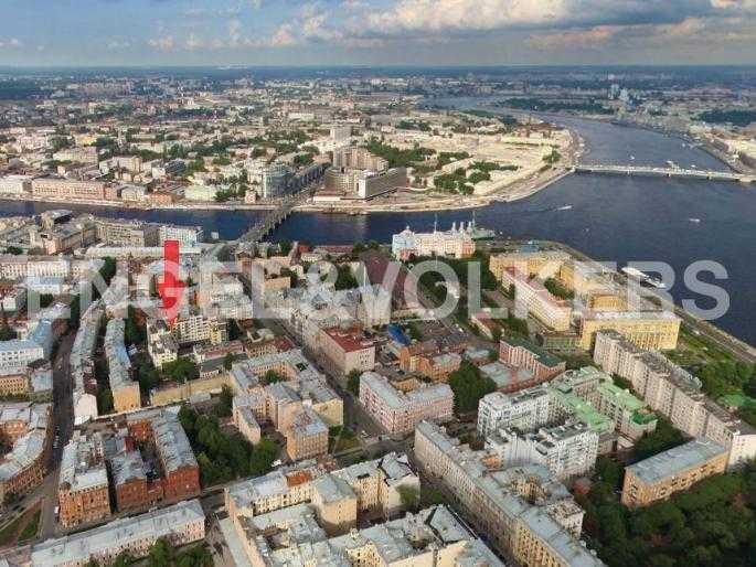 Элитные квартиры в Петроградский р-н. Санкт-Петербург, Куйбышева, 26. Местоположение комплекса