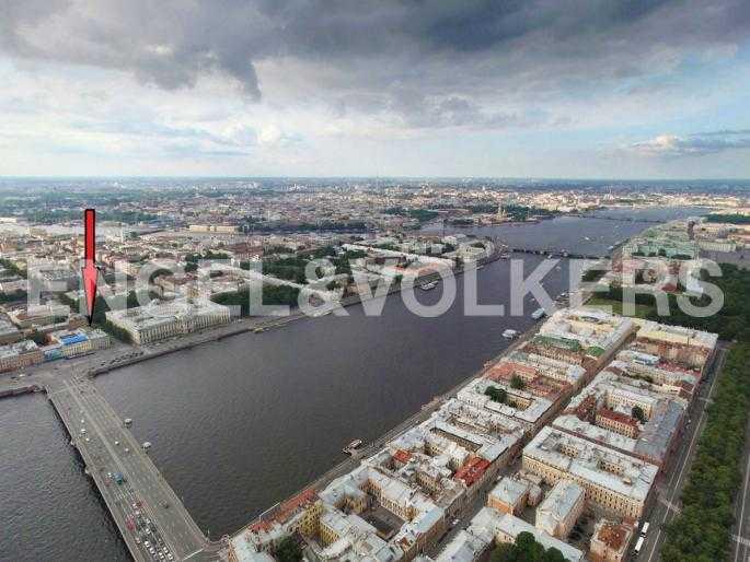 Элитные квартиры в Других районах области. Санкт-Петербург, 5-я Линия, 2. Месторасположение