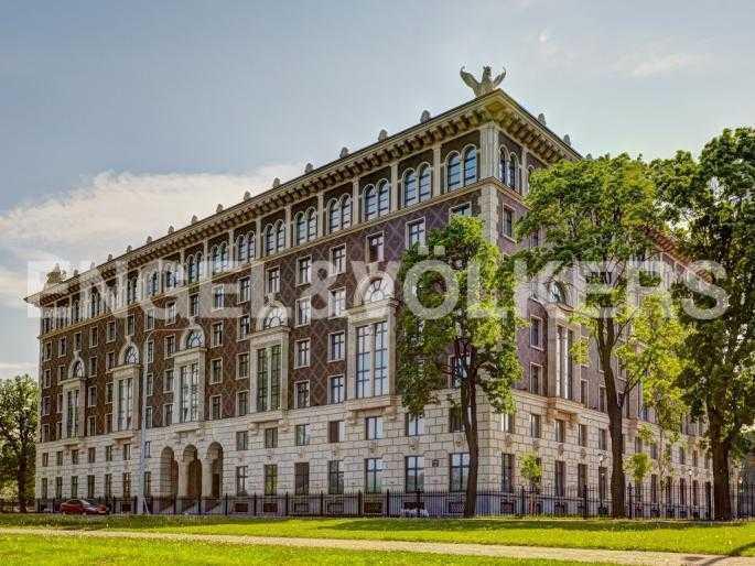 Элитные квартиры на . Санкт-Петербург, . Фасад дома