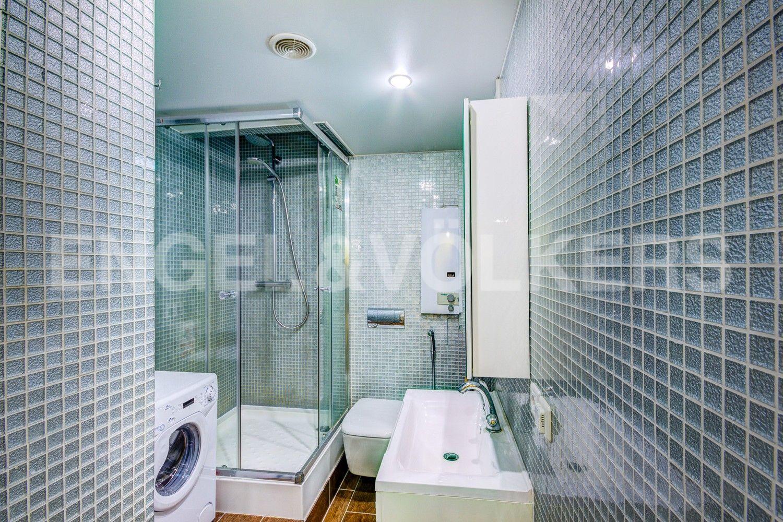 Элитные квартиры в Центральном районе. Санкт-Петербург, Стремянная, 16. Ванная комната