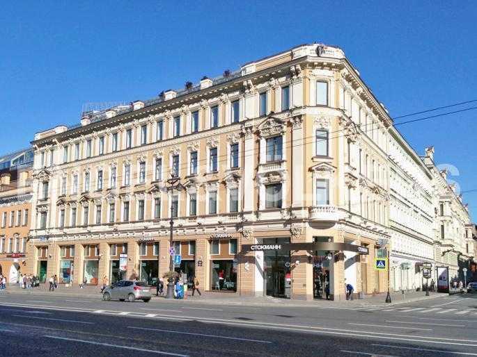 Элитные квартиры в Центральном районе. Санкт-Петербург, Стремянная, 15. Стокманн