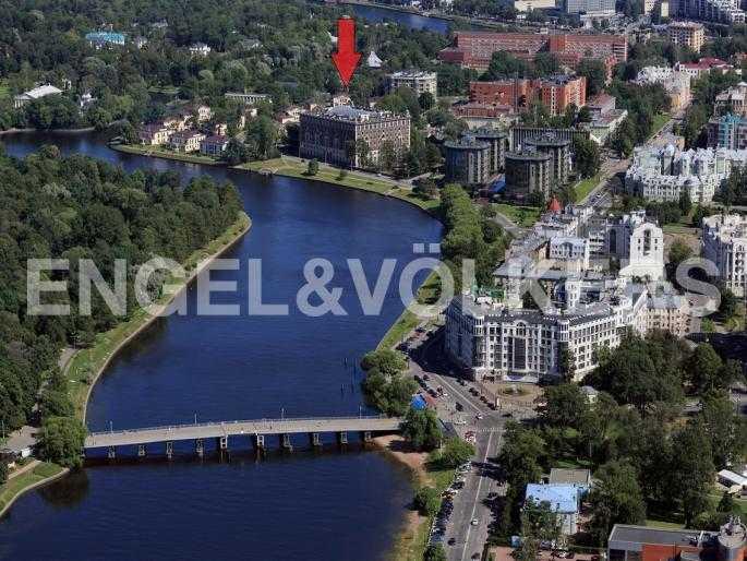 Элитные квартиры на . Санкт-Петербург, . Месторасположение