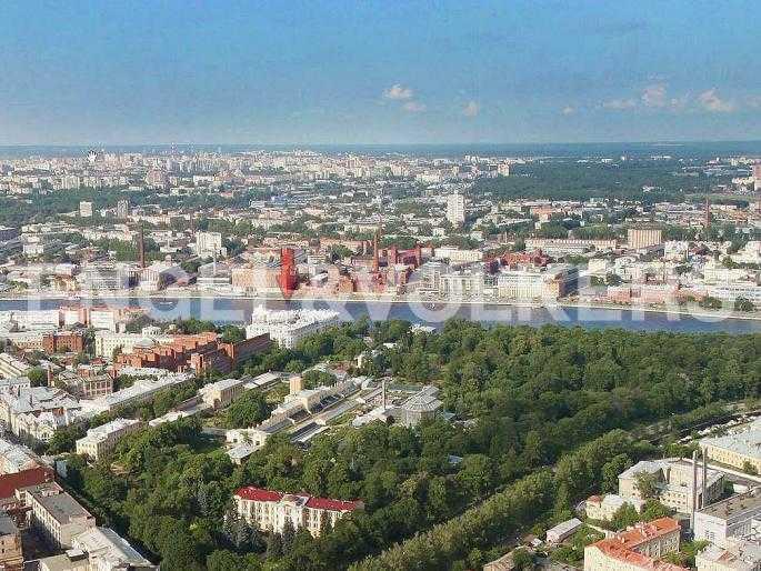 Элитные квартиры в Петроградском районе. Санкт-Петербург, Аптекарская наб. 6. Месторасположение