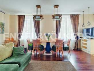 «Парадный квартал» — комфорт семейного проживания в историческом центре