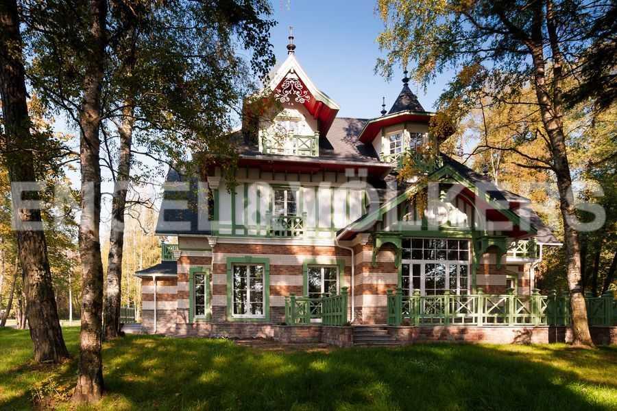 Элитные квартиры в Курортном районе. Санкт-Петербург, г. Зеленогорск, ул. Гаванная.