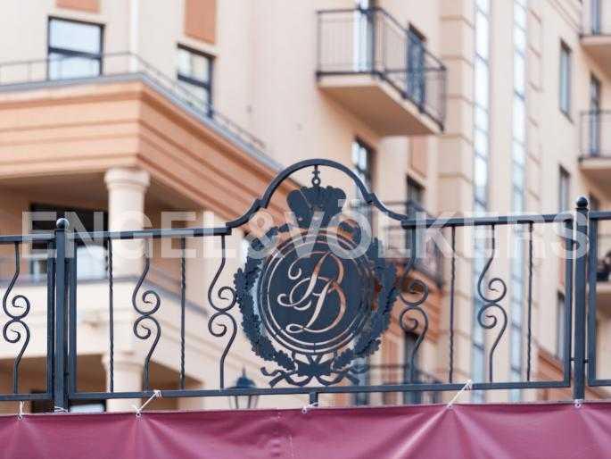 Элитные квартиры в Центральном районе. , Парадная ул. 3. Парадный квартал