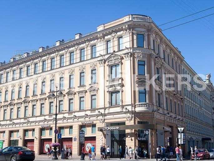 Элитные квартиры в Центральном районе. Санкт-Петербург, Стремянная, 15. ТЦ Стокманн