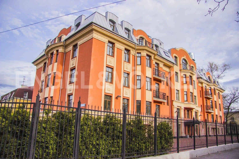 Элитные квартиры в Приморском районе. Санкт-Петербург, Дибуновская, 22. Главная