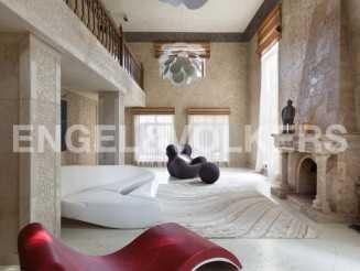 п. Лисий Нос — загородный дом в стиле provence